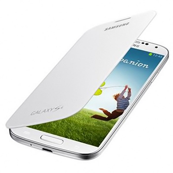 Galaxy S4 flipcover white
