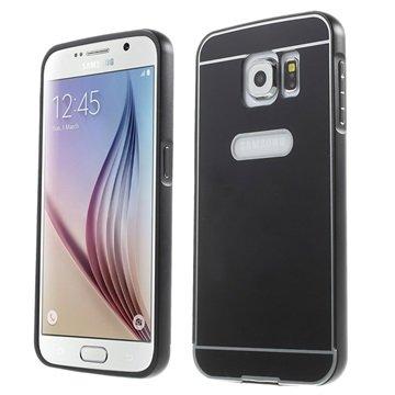 Samsung Galaxy S6 2-in-1 Bumper Cover Zwart