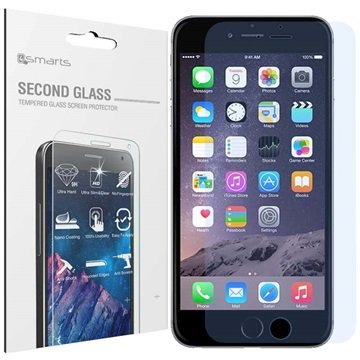 iPhone 6 Plus / 6S Plus 4smarts Second Glass Displayfolie