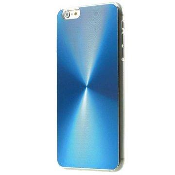 iPhone 6 Plus / 6S Plus Shine Aluminium Cover Blauw