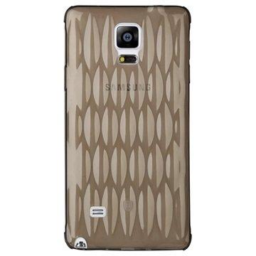Samsung Galaxy Note 4 Baseus Air Bag Series TPU Case Zwart