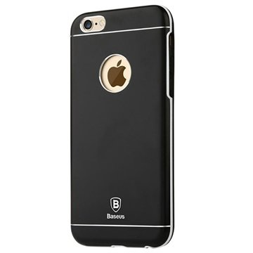 iPhone 6 Plus Baseus Design Hybrid Cover Zwart