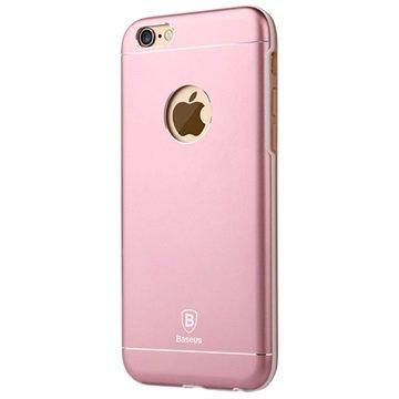 iPhone 6 Plus Baseus Design Hybrid Cover Roze