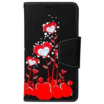 Samsung Galaxy Note 4 Beyond Cell Infolio Design Wallet Leren Hoesje True Heart