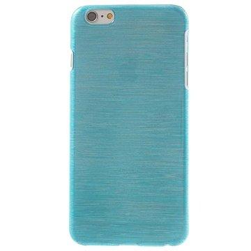 iPhone 6 Plus / 6S Plus Brushed TPU Case Blauw