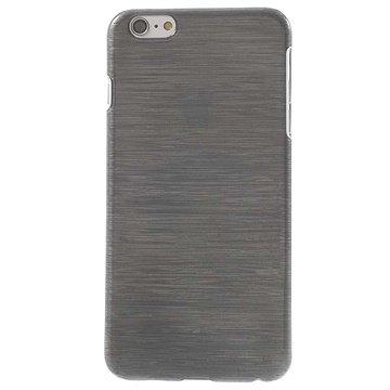 iPhone 6 Plus / 6S Plus Brushed TPU Case Grijs