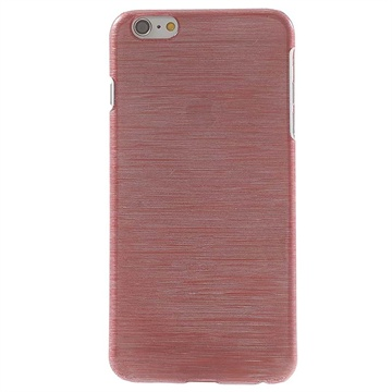 iPhone 6 Plus / 6S Plus Brushed TPU Case Rood
