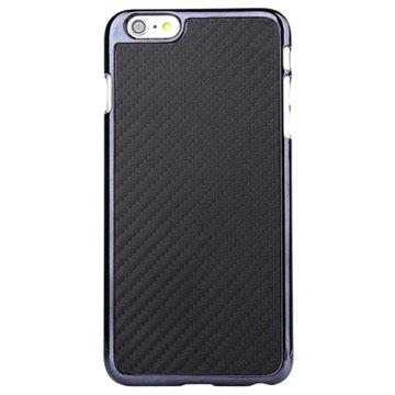 iPhone 6 Plus / 6S Plus Hard Cover Carbon Zwart