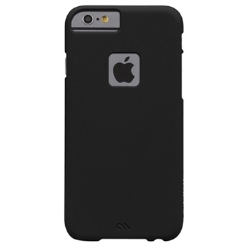 iPhone 6 / 6S Case-Mate Barely There Cover Zwart