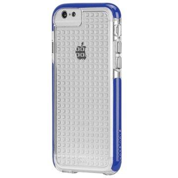 iPhone 6 Plus / 6S Plus Case-Mate Tough Air Cover Doorzichtig / Indigo