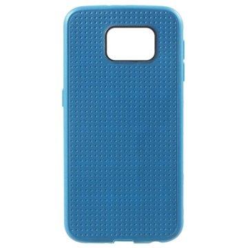 Samsung Galaxy S6 Dream Mesh TPU Case Blauw