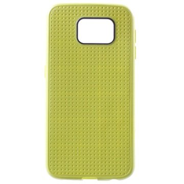 Samsung Galaxy S6 Dream Mesh TPU Case Limoen