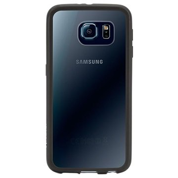 Samsung Galaxy S6 Griffin Reveal Cover Zwart / Transparant