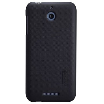 HTC Desire 510 Nillkin Super Frosted Shield Cover Zwart