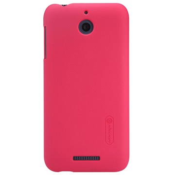 HTC Desire 510 Nillkin Super Frosted Shield Cover Rood