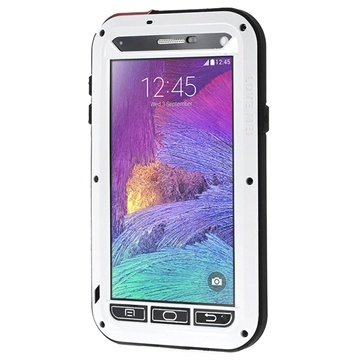 Samsung Galaxy Note 4 Love Mei Powerful Hybride Cover Wit
