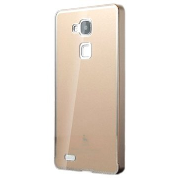 Huawei Ascend Mate7 Luphie Hybrid Cover Goud