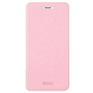 iPhone 6 Plus / 6S Plus Mofi Rui Series Flip Leren Case Roze