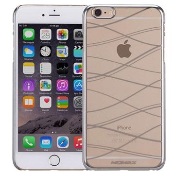 iPhone 6 Plus / 6S Plus Momax Splendor Hard Cover Zilver