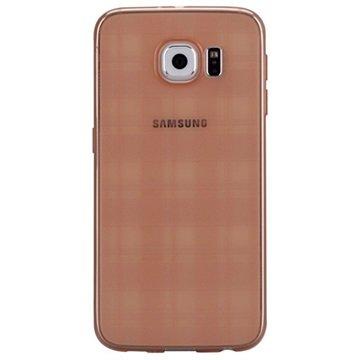 Samsung Galaxy S6 Momax Ultra Dun Serie TPU Case Coffee