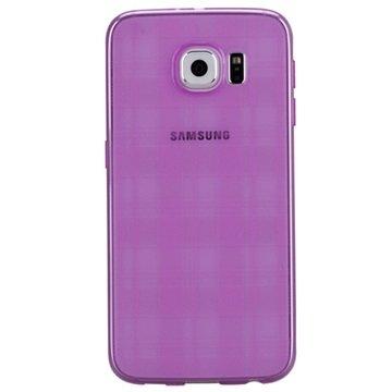 Samsung Galaxy S6 Momax Ultra Dun Serie TPU Case Roze