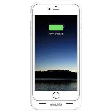 iPhone 6 Plus Mophie Juice Pack Batterij Case Wit