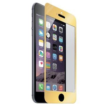 iPhone 6 Plus / 6S Plus Naztech Tempered Glass Displayfolie Goud