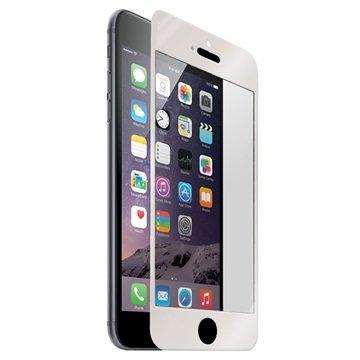 iPhone 6 Plus / 6S Plus Naztech Tempered Glass Displayfolie Zilver