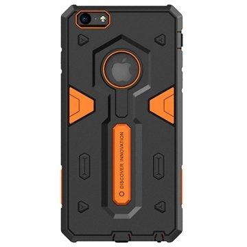 iPhone 6 Plus / 6S Plus Nillkin Defender II Serie Hybride Cover Oranje