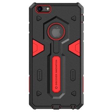 iPhone 6 Plus / 6S Plus Nillkin Defender II Serie Hybride Cover Rood