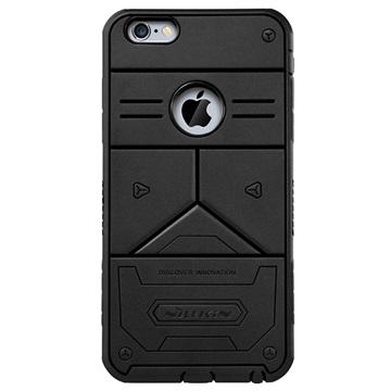 iPhone 6 Plus / 6S Plus Nillkin Defender III Series Hybrid Cover Zwart