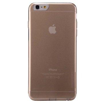 iPhone 6 Plus / 6S Plus Nillkin Nature TPU Case Bruin