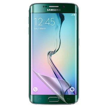 Displayfolie voor samsung galaxy s 6 edge   antiglans  geef uw touchscreen de best mogelijke bescherming....