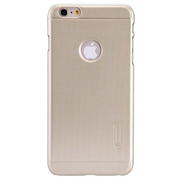 iPhone 6 Plus / 6S Plus Nillkin Super Frosted Shield Cover Goud