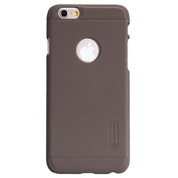 iPhone 6 / 6S Nillkin Super Frosted Shield Cover Bruin
