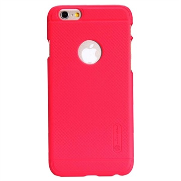 iPhone 6 / 6S Nillkin Super Frosted Shield Cover Rood