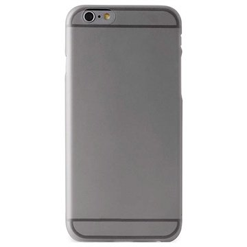 iPhone 6 Plus / 6S Plus Puro 0.3 Ultra Dunne Siliconen Hoesje Zwart