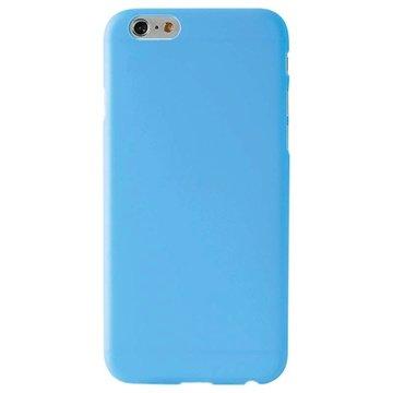 iPhone 6 Plus / 6S Plus Puro 0.3 Ultra Dunne Siliconen Hoesje Blauw