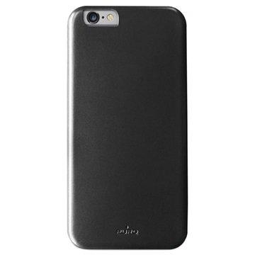 iPhone 6 Plus / 6S Plus Puro Vegan Hard Cover Zwart