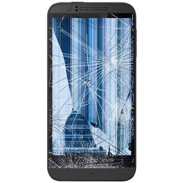 HTC Desire 510 LCD & Touchscreen Reparatie Zwart