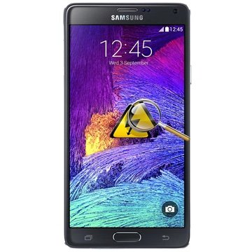 Samsung Galaxy Note 4 Diagnose