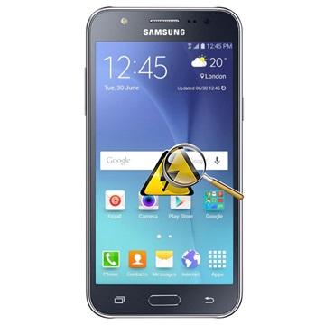 Samsung Galaxy J5 Diagnose