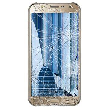 Samsung Galaxy J5 LCD & Touchscreen Reparatie Goud