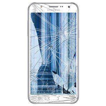 Samsung Galaxy J5 LCD & Touchscreen Reparatie Wit