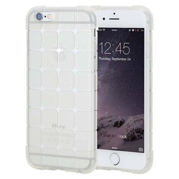 iPhone 6 Plus / 6S Plus Rock Cubee Series TPU Case Doorzichtig