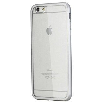 iPhone 6 Plus Rock Infinite Series Hybrid Cover Zilver