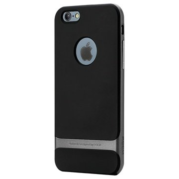 iPhone 6 Plus Rock Royce Series Cover Grijs