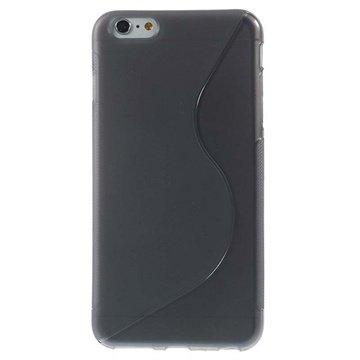 iPhone 6 Plus / 6S Plus S-Curve TPU Case Grijs