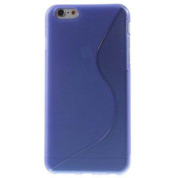 iPhone 6 Plus / 6S Plus S-Curve TPU Case Paars