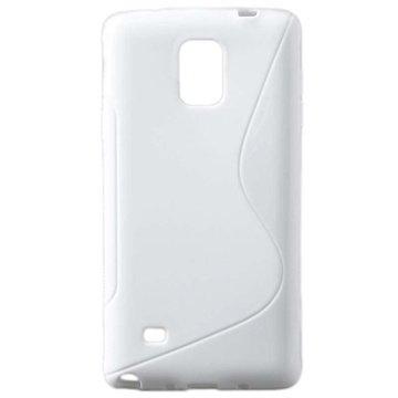 Samsung Galaxy Note 4 S-Curve TPU Case Wit